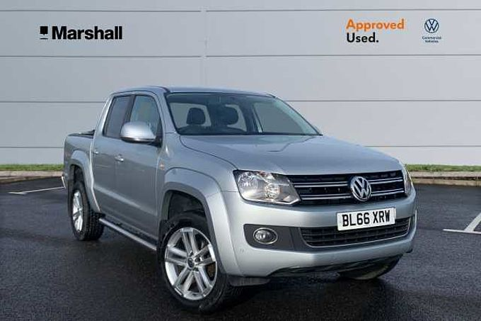 Volkswagen Amarok 2.0BiTDi 180 Highline BMT 4MOTION Pick-Up Automatic