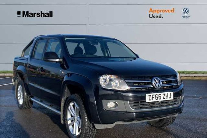 Volkswagen Amarok 2.0BiTDi 180 Highline BMT 4MOTION Pick-Up AUTOMATIC - EXCELLENT SPECIFICATION