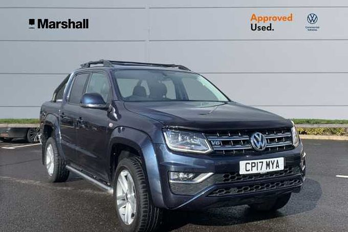 Volkswagen Amarok Highline 3.0 V6 TDI 204PS EU6 BMT 4MOTION  - EXCELLENT SPEC
